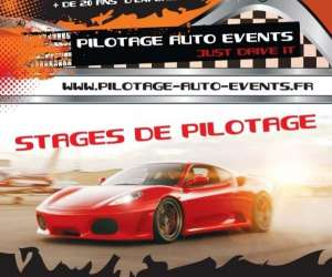 Pilotage-auto-events  -  stage de pilotage auto