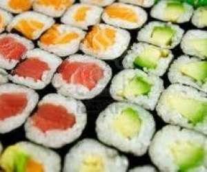 Sushi & wok