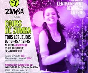 Cours de zumba - fitness