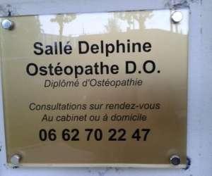 Sall� delphine ost�opathe d.o.