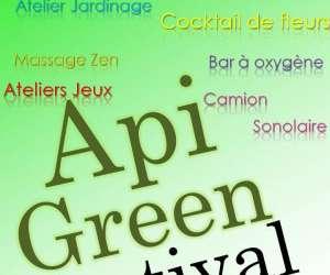 Festival api green