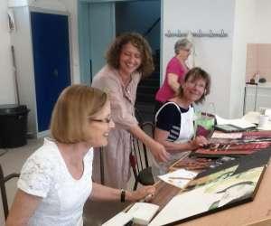 Katy rosa atelier de peinture et de dessin