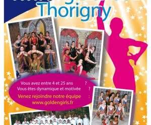 Golden girls   -danse twirl thorigny