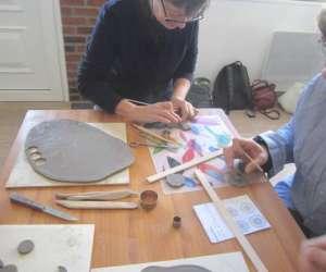 Atelier créative terre  -  atelier de poterie et de cér
