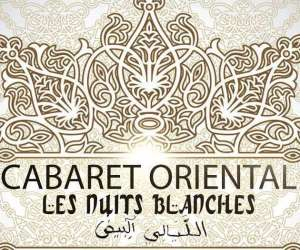 Cabaret oriental - les nuits blanches
