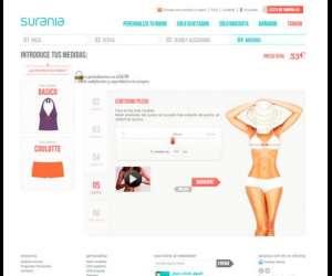 Surania | maillots de bain personnalisables