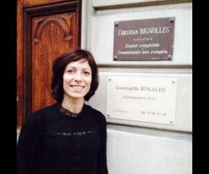 Gwenaelle rinaldi  ostéopathe
