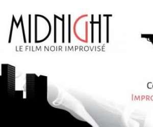 Midnight, le film noir improvisé