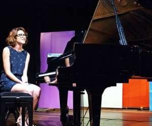 Juliette chanot  professeur de piano