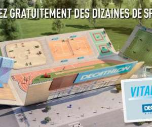 Decathlon  - vitalsport 2015