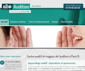 Allo-audition paris 15