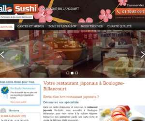 Allo-sushi boulogne