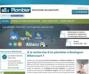 Allo-plombier boulogne