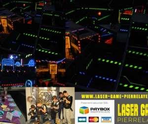 Laser game pierrelaye