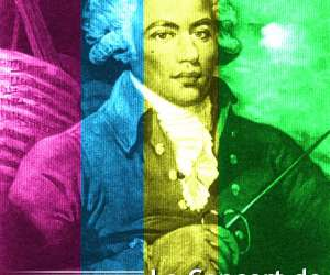 Le concert de monsieur de saint-george