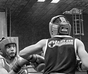 Boxing club st cyr l