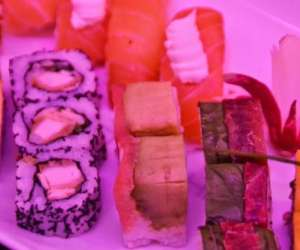Sushi paris nuit