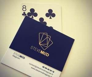 Steve mind magicien close-up & mentaliste