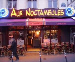 Aux noctambules bar