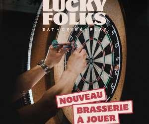 Lucky folks