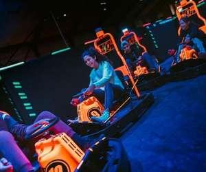 Laser zones - parc de loisirs multi-activités indoor