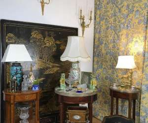 Floral antiques