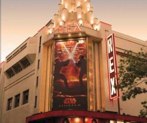 Cinéma le rex (sté théatre)