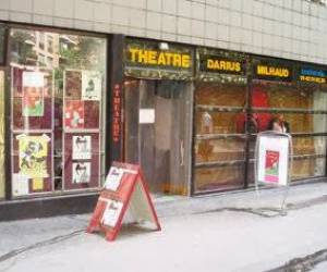 Théâtre darius milhaud association pour pandora
