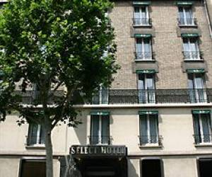 Best western select hôtel
