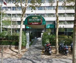 Hôtel courtyard by marriott paris neuilly