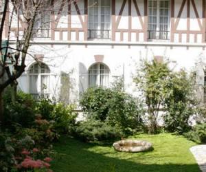 Hôtel le jardin de neuilly