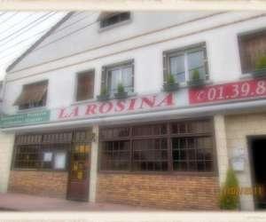 Restaurant pizzeria crêperie glacier. la rosina