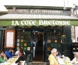 A la côte bretonne