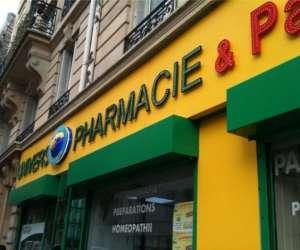 Univers pharmacie paris ornano