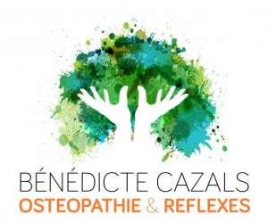 Osteopathe d.o. cazals benedicte