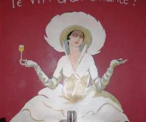 Le vin qui chante
