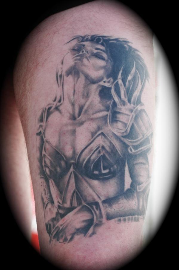 Atelier Paradise Tattoo A Pontault Combault 77340 Telephone Horaires Et Avis
