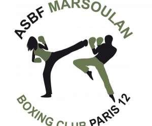 Asbf marsoulan boxing club paris 12