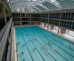 Piscines A Paris 19eme Arrondissement 75019
