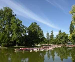 Barques du lac daumesnil