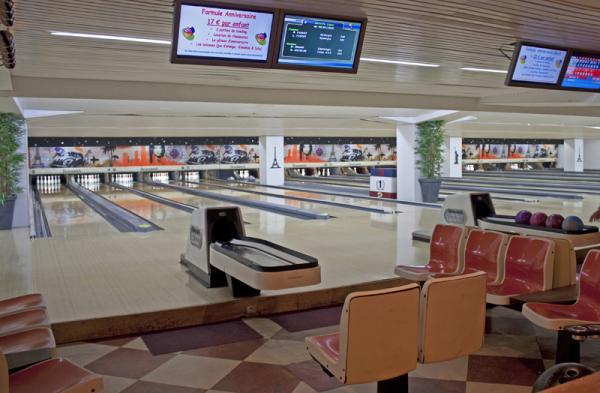 bowling front de seine paris 15eme arrondissement 75015
