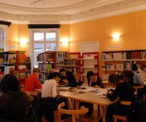 Bibliothèque pour tous (parc des couronnes)