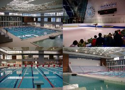 Piscine patinoire de boulogne billancourt boulogne for Piscine 92100
