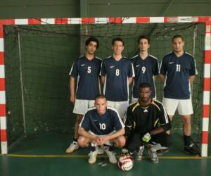 Paris futsal club xxe