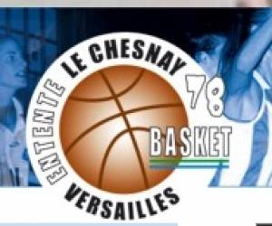 Entente le chesnay versailles 78 basket