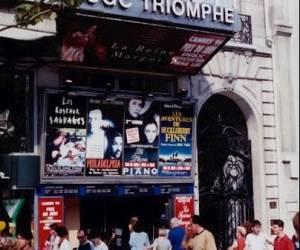 Cinéma ugc triomphe