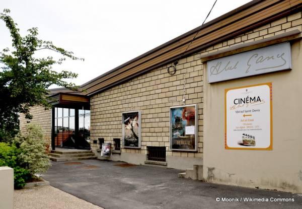 Cinéma abel gance à Courbevoie 8 - Téléphone, horaires et avis