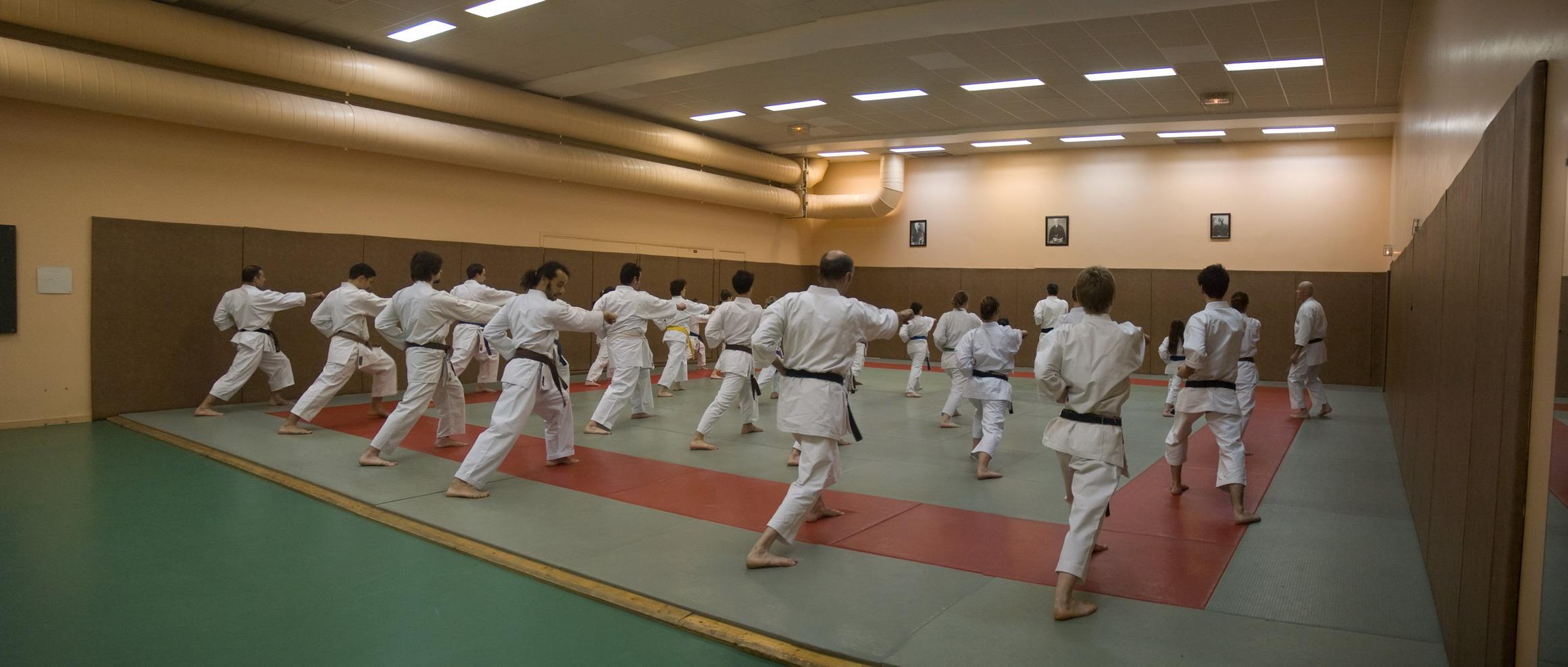 club karate 5eme arrondissement