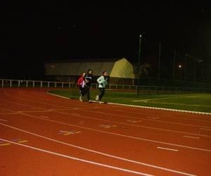 Courir la nuit dans le bois de vincennes