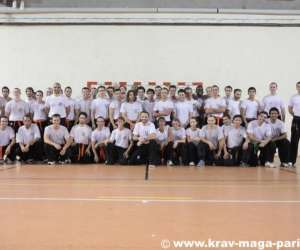 Krav maga coaching